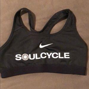 Nike Soulcycle Dri-Fit Sports Bra